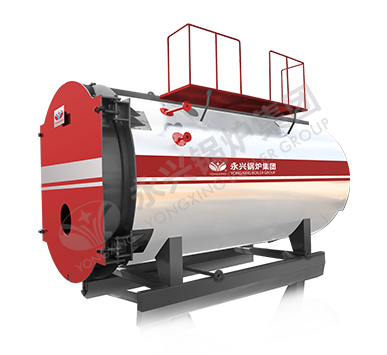 燃油氣蒸汽鍋爐